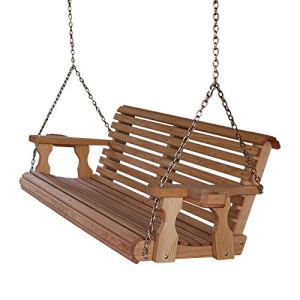 Amish Heavy Duty Treated Porch Swing