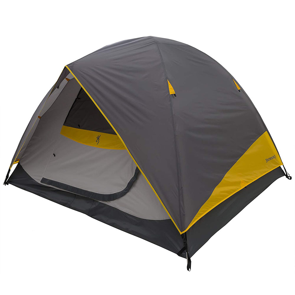 Browning Camping Hawthorne 4-Person Tent - Amazon Jeremy Renner Store