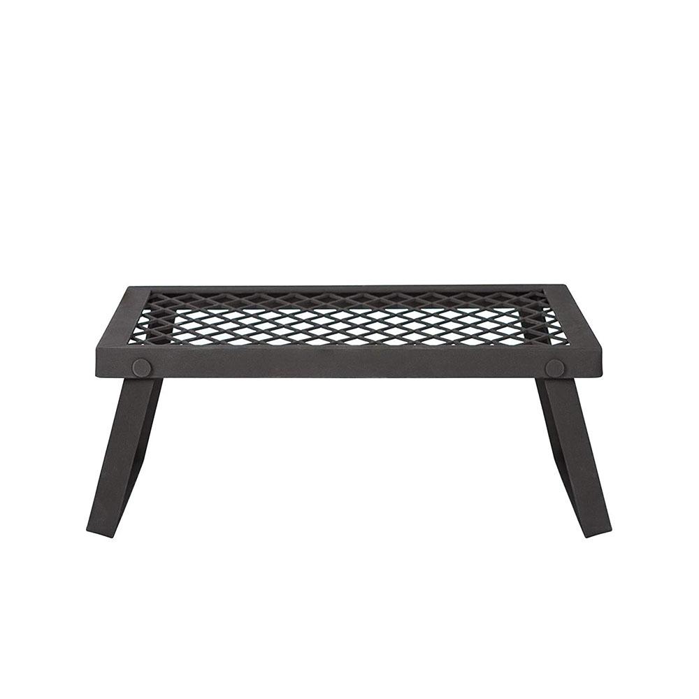 AmazonBasics Folding Campfire Grill - Amazon Jeremy Renner Store