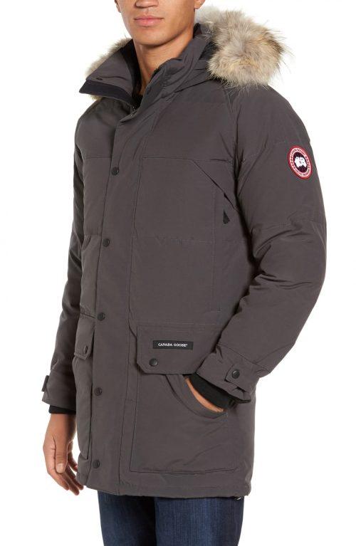 Canada Goose Emory Slim Fit Winter Coat