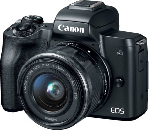 Cannon Mirrorless Camera