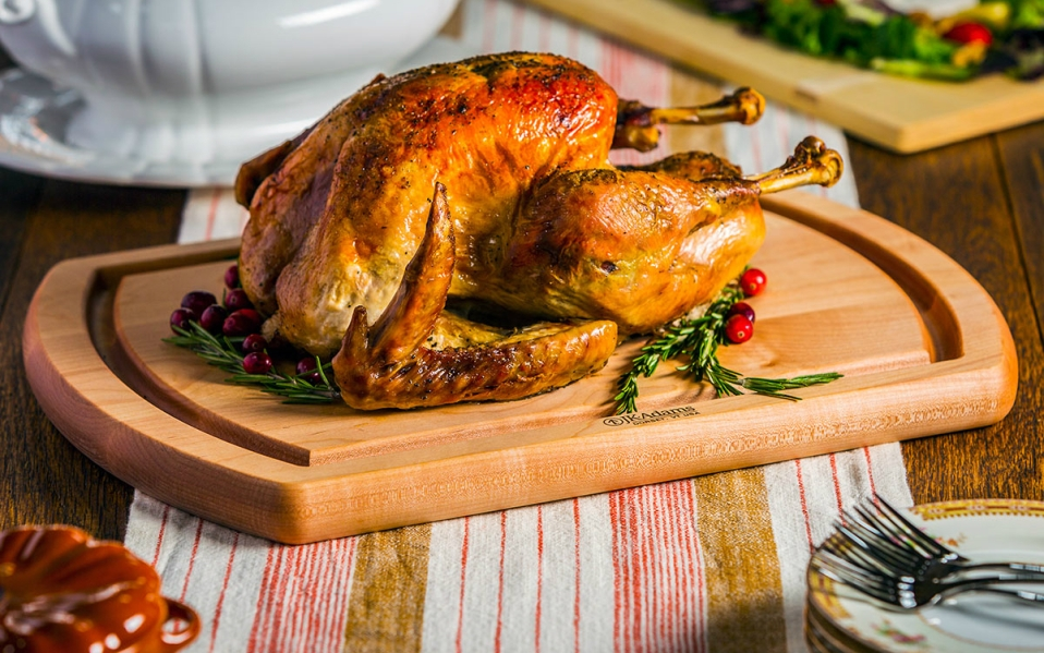 Cutting Carving Boards Turkey