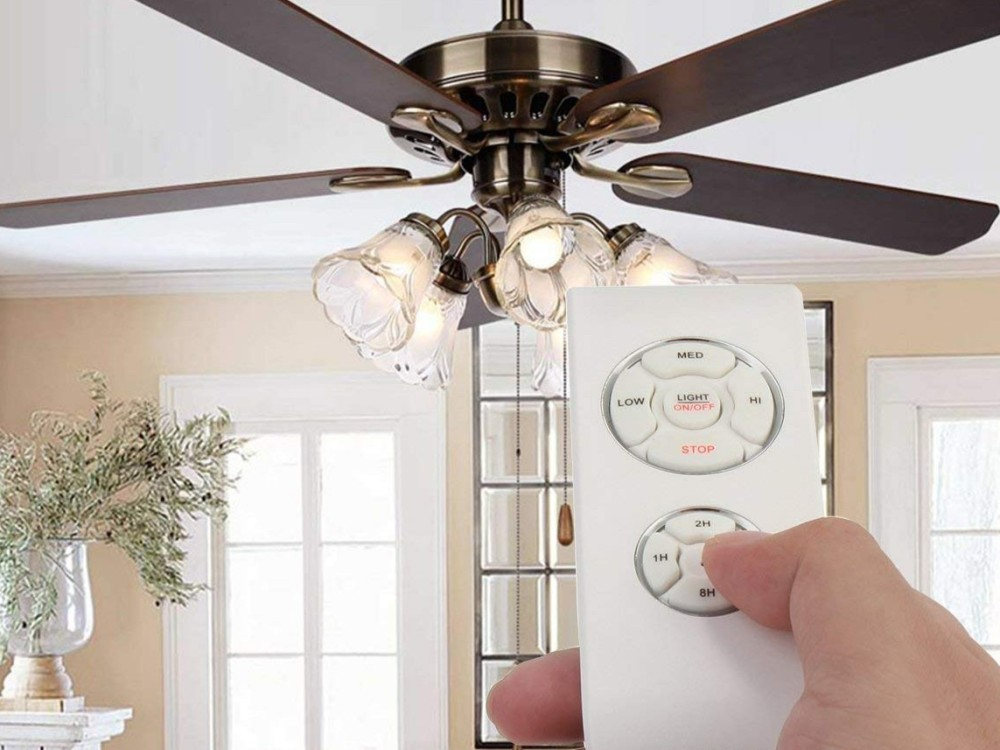 The Best Ceiling Fan Remote Controls To Buy In 2021 Spy
