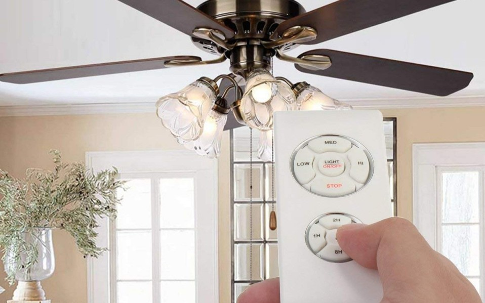 ceiling fan remote control featured image