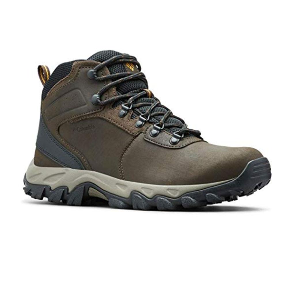 Columbia Newton Ridge Plus II Waterproof Hiking Boot - Amazon Jeremy Renner Store