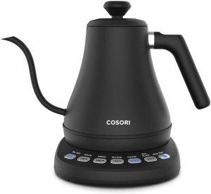 COSORI electric tea kettle