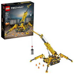 best lego sets crawler crane technic
