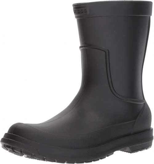 crocs all cast rain boot
