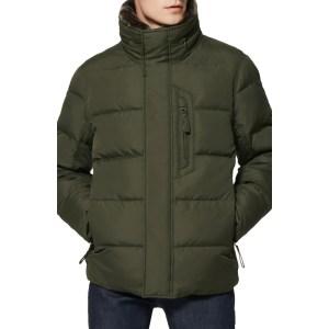 Marc New York Horizon Down & Feather Coat