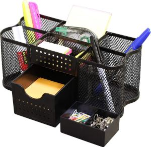 best desk shelves decobros organizer caddy