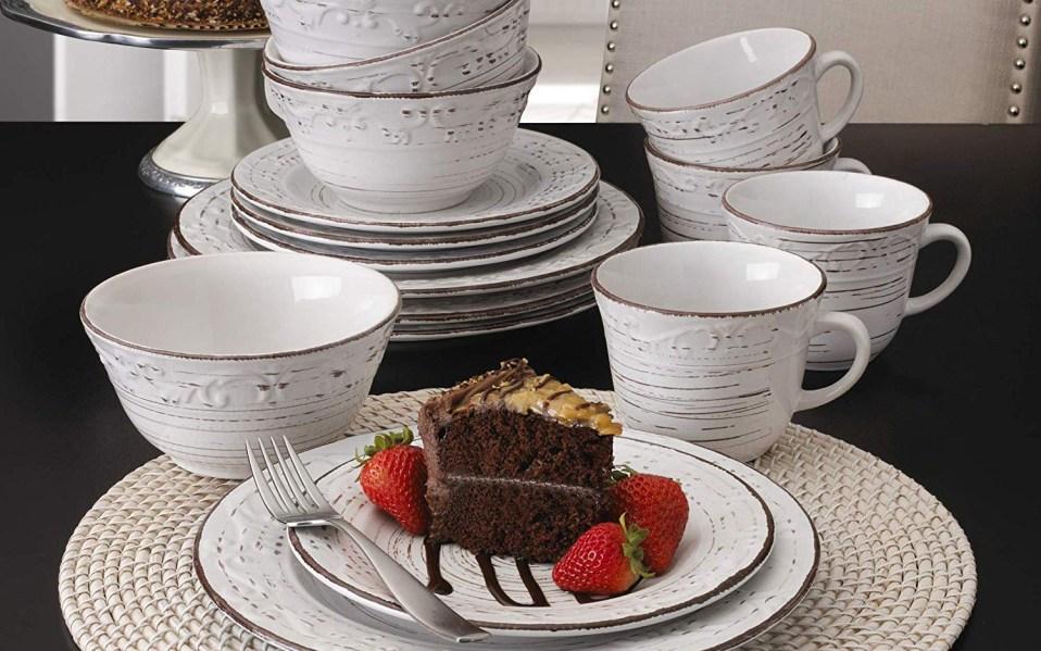 dessert set dinnerware