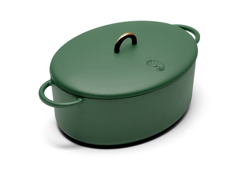 Great Jones The Duchess Cast Iron Dutch Oven