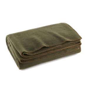 Ever Ready First Aid Wool Fire Retardent Blanket