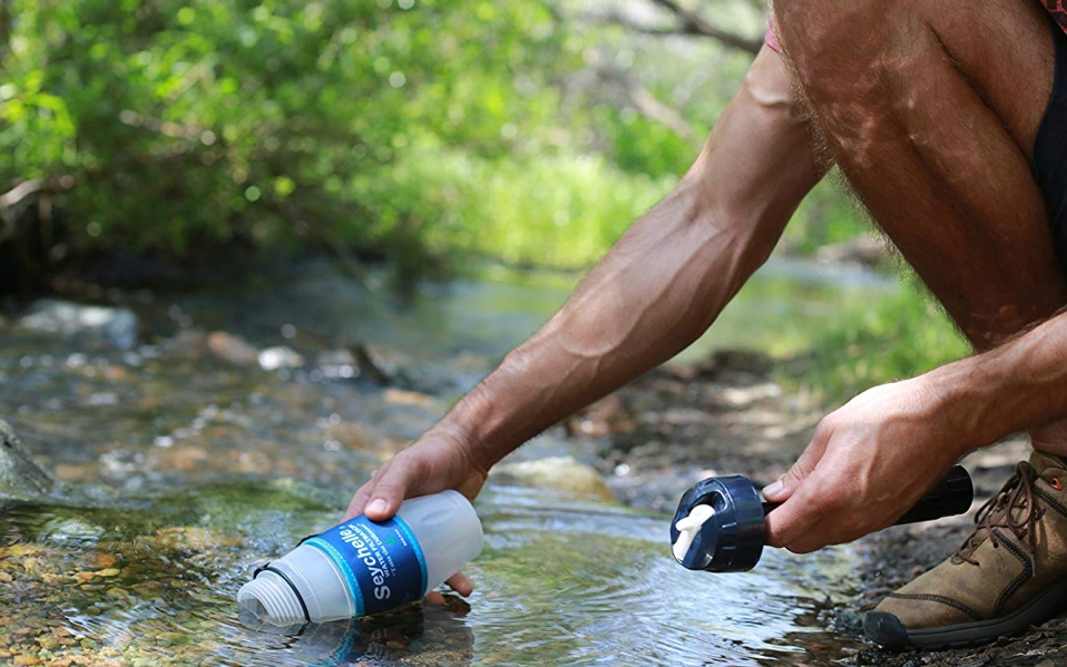 Best water bottles with filter