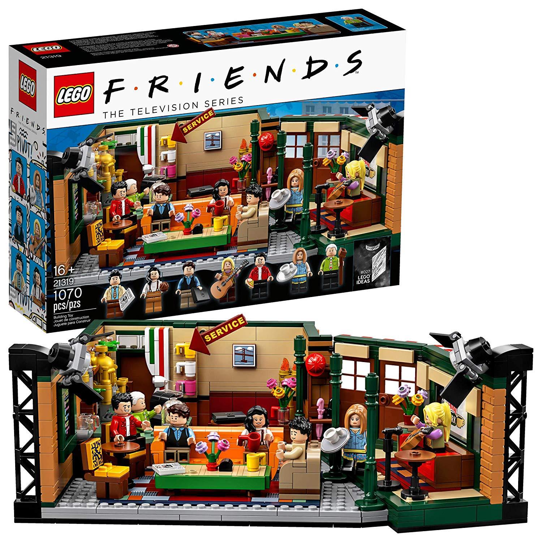 best lego sets friends Central Perk Building Kit