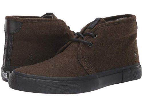 frye wool chukka sneaker
