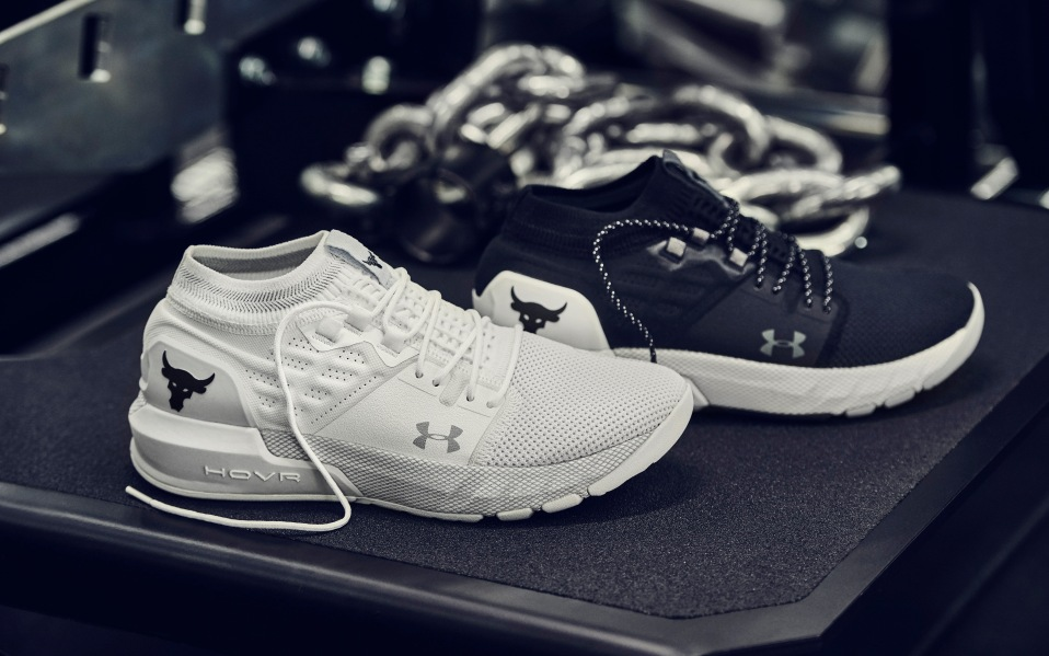 the rock under armour iron will
