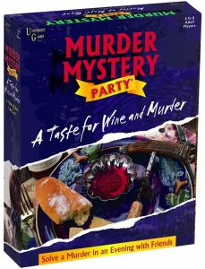 halloween party games for adults murder mystery