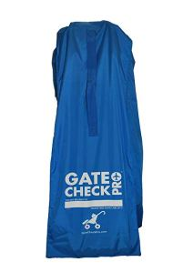 Gate check pro luggage accessory