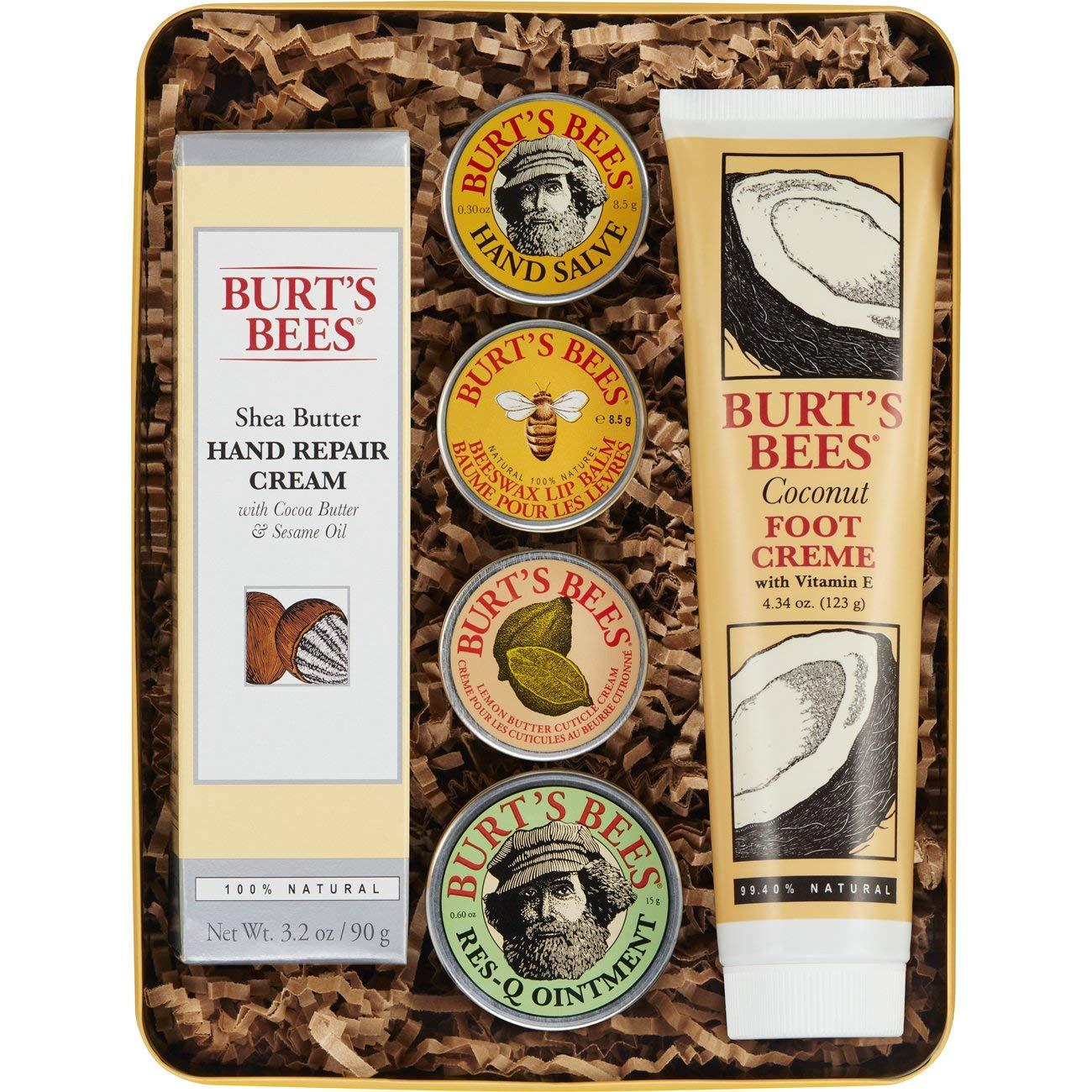 hostess gift ideas burts bees gift basket
