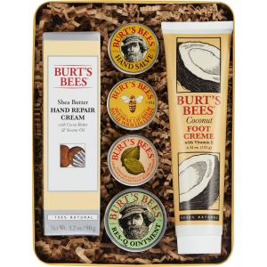 hostess gift ideas burts bees gift basket