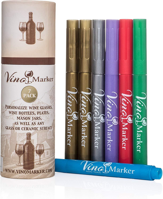 Vino Marker Wine Glass Pens