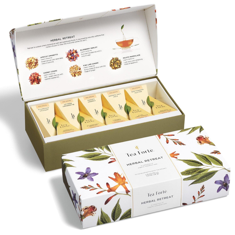 hostess gift ideas tea box
