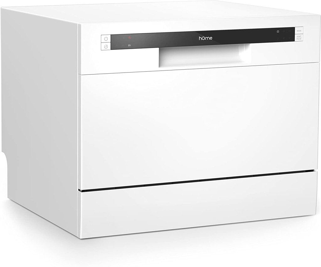 hOmeLabs Compact Countertop Dishwasher, best portable dishwashers 2021