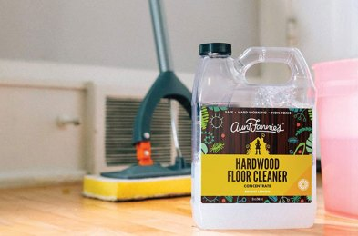 16 cleaner to take the guesswork out of washing hardwood floors