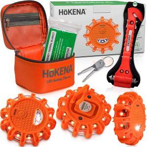 Hokena road flares