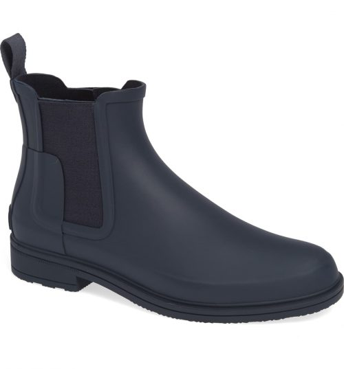 hunter chelsae rain boot