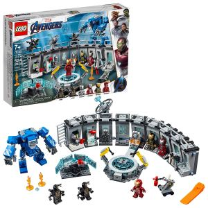 best lego sets iron man avenger