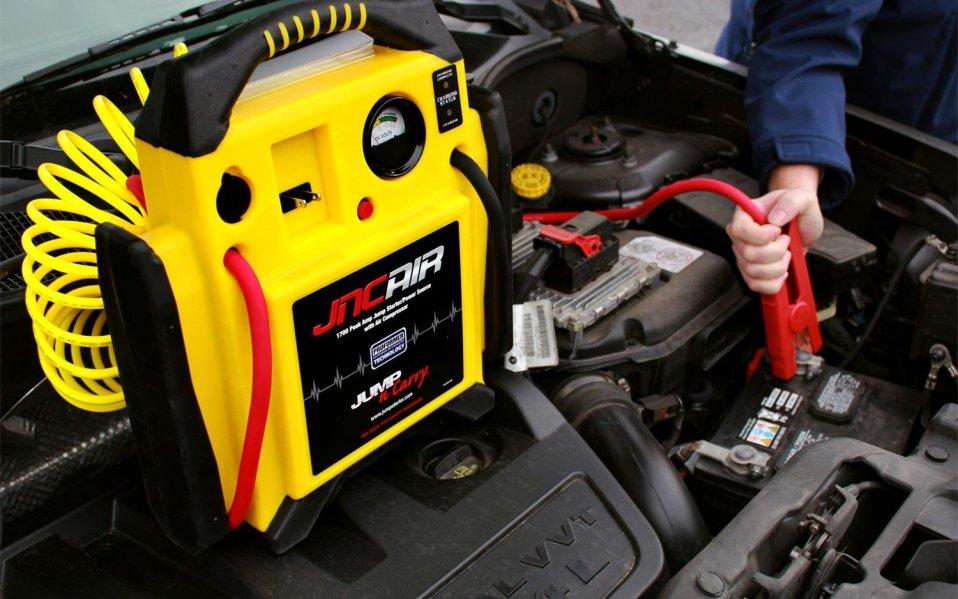 jump starter air compressor featured image