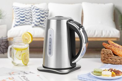 here's why you need to add an electric kettle to your kitchen counter
