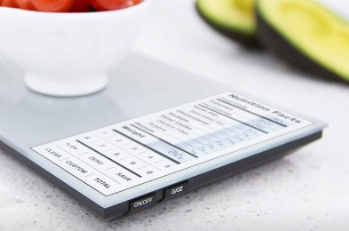 want to lose weight? a kitchen scale might be your new best friend
