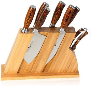 best kitchen knife sets on amazon tuo