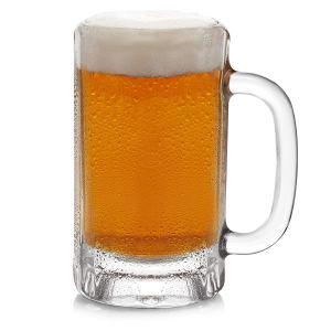 libbey beer mug