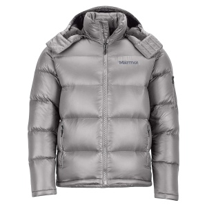 Marmot Stockholm Down Jacket (in gray)