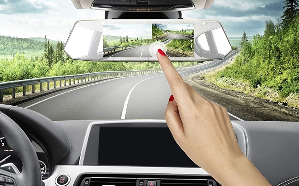 Mirror Dash Cam Featured Image