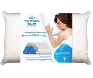 pillow for neck pain water