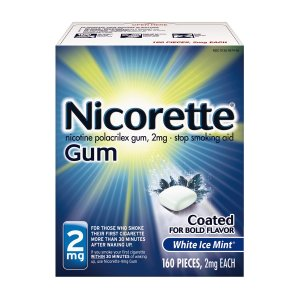 nicorette smoking cessation