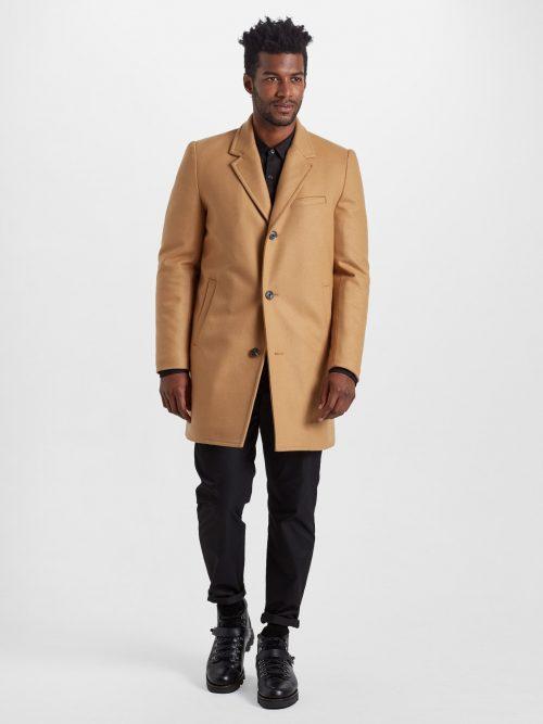 North and Mark Damen Primaloft Winter Coat