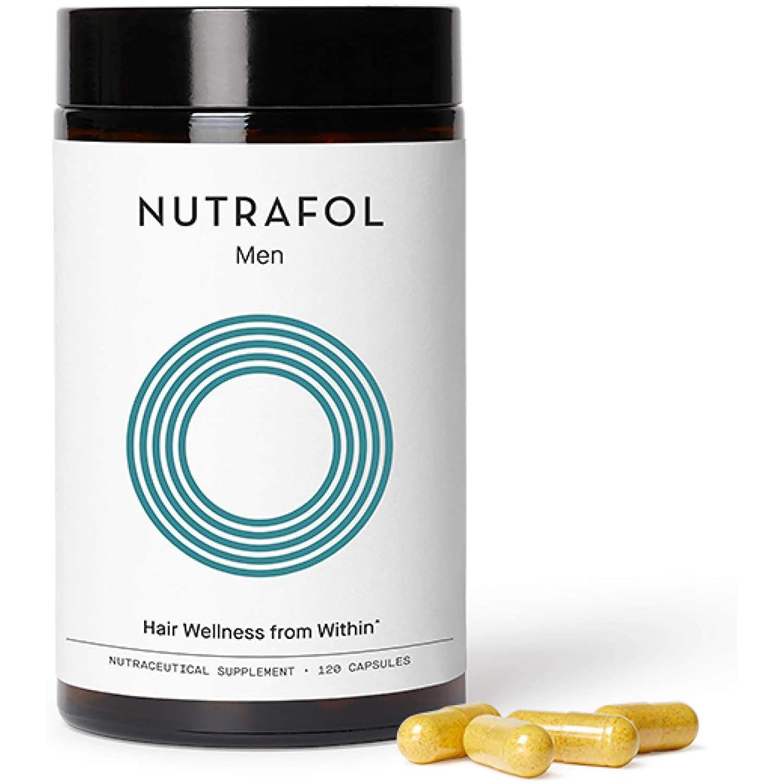 best hair loss treatments- Nutrafol