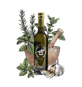 best olive oil saratoga tuscan herb