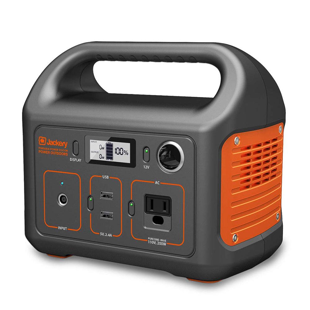 Jackery Portable Power Station Explorer 240 Amazon Jeremy Renner Store