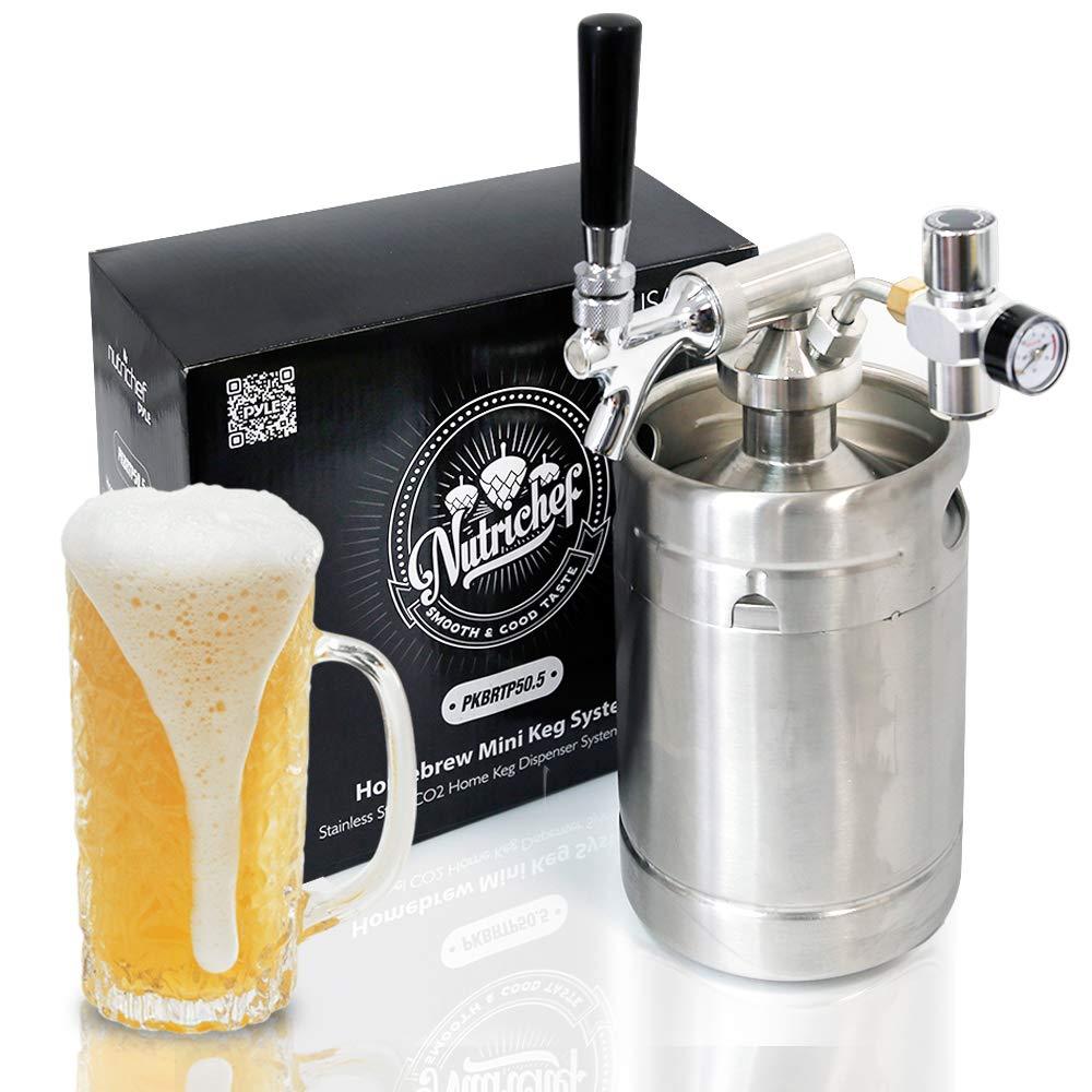 NutriChef Mini Beer Keg