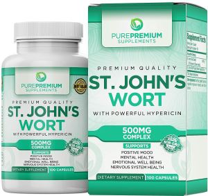 PurePremium St. John's Wort Supplement