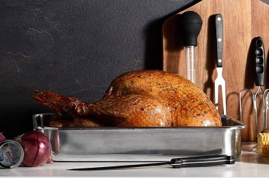 the nine best roaster pans for the most delicious Thanksgiving turkey every