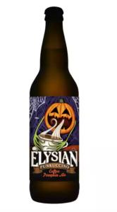 Pumpkin Beer Halloween Elysian