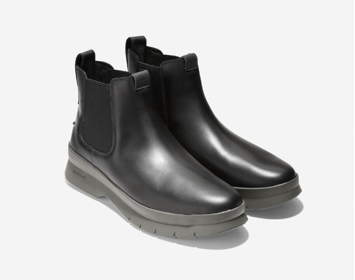 Pinch Utility Chelsea Boot